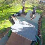 Filma vídeos a lo Matrix con 15 cámaras GoPro