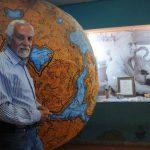 El director del Museo de la Palabra y la Imagen, Carlos Henríquez Consalvi. Foto EDH/ Lissette Monterrosa