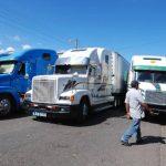 En la frontera San Cristóbal, la huelga se mantuvo durante una semana . foto edh / archivo