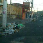 Así lucía el centro de Mejicanos esta mañana FOTO EDH Mauricio Castro.