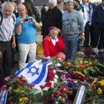 Israelíes y líderes mundiales despidieron al exprimer ministro Ariel Sharon. Foto/ AP