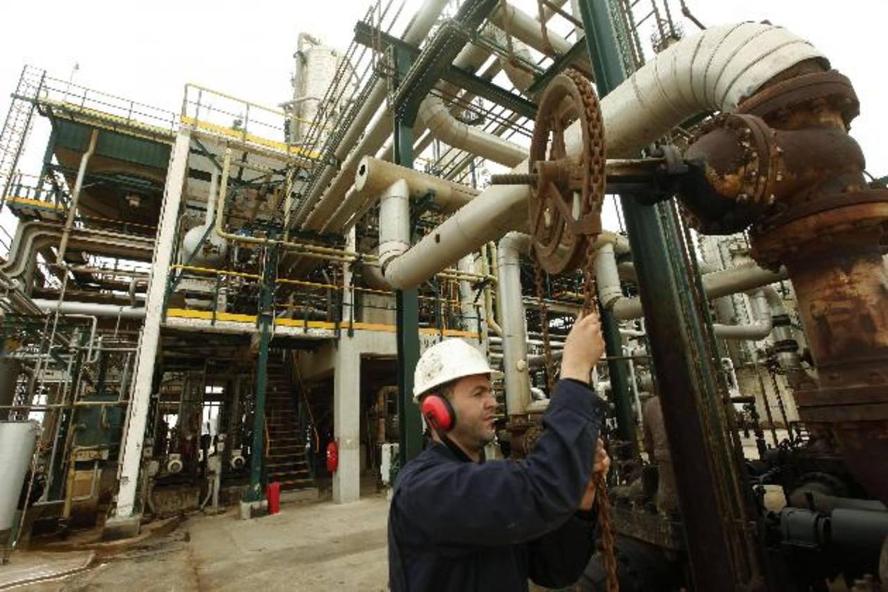 La estrategia energética de Estados Unidos está comenzando a obligar a reacomodos en el mapa petrolero. foto edh /archivo