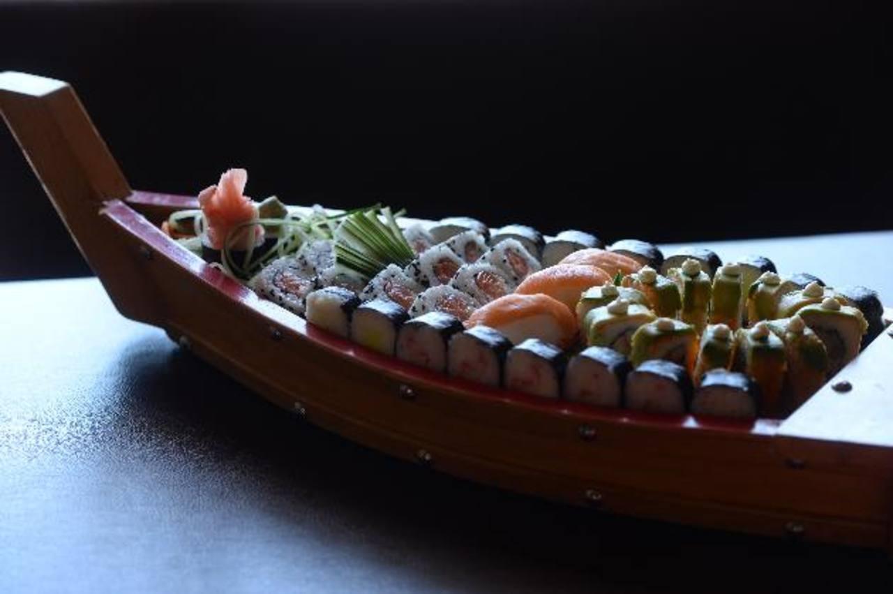 Sushi a la orden del día
