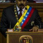 El gobernante Nicolás Maduro presentó a la Asamblea Nacional su informe de 2013.