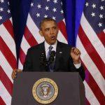 Obama dijo que el programa espía de la NSA debe continuar pero con reformas. foto edh / AP
