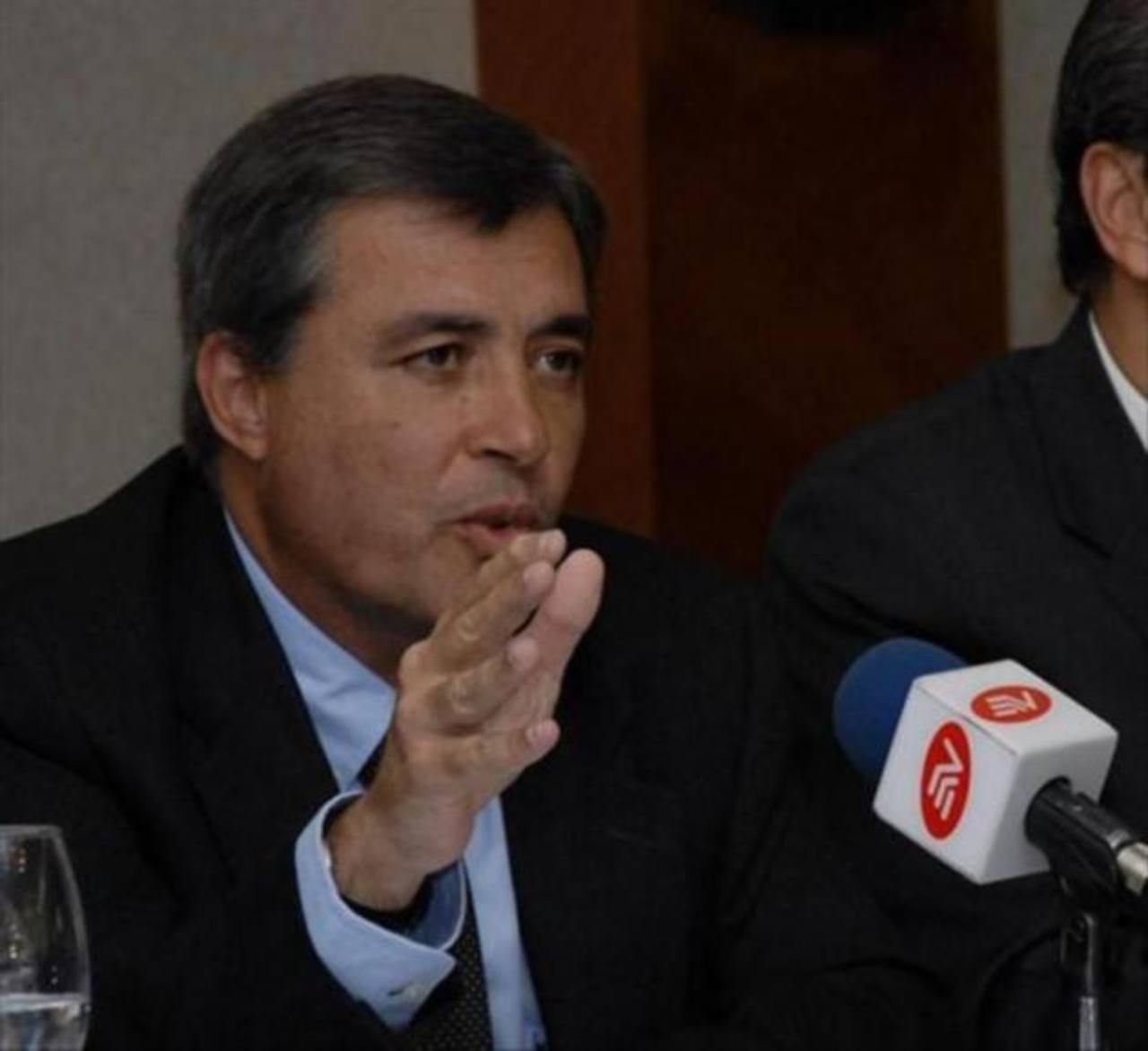 Claudio Paolillo, presidente de la Comisión de Libertad de Prensa e Información de la SIP. foto edh / archivo
