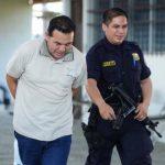 José Corvera, sospechoso de asesinar a su esposa.