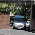 Los restos de Marco Javier fueron entregados ayer a las 10:00 a.m. a sus familiares en el Instituto de Medicina Legal de San Salvador. Foto EDH