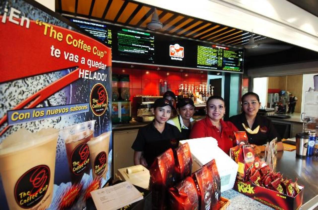 The Coffee Cup abrió su primera tienda en 2001. La marca es considerada pionera en el rubro de coffee shop. foto edh / archivo