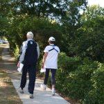 Quienes más caminaban tenían menos riesgo que el resto de morir por un accidente cerebrovascular o diabetes. foto edh