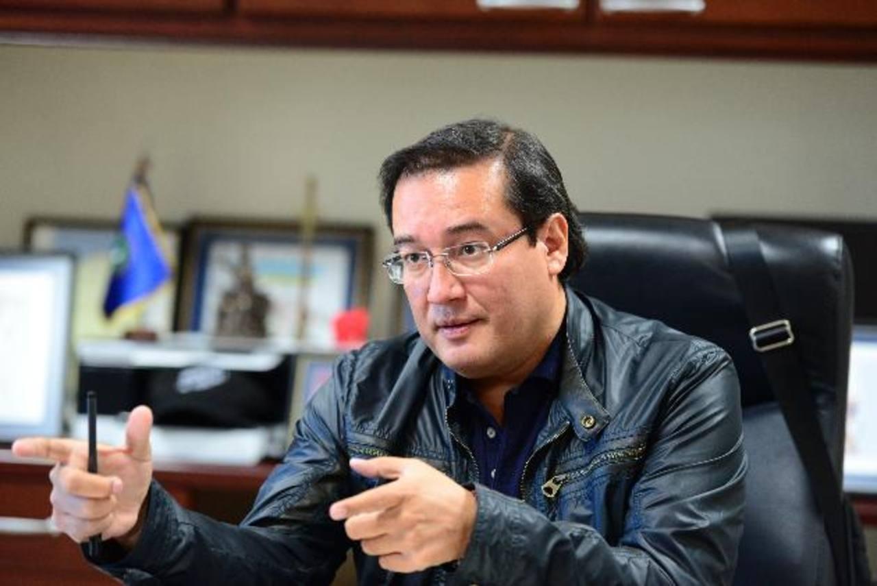 """Fiscal General, Luis Martínez """"Que el pueblo vote con confianza"""""""