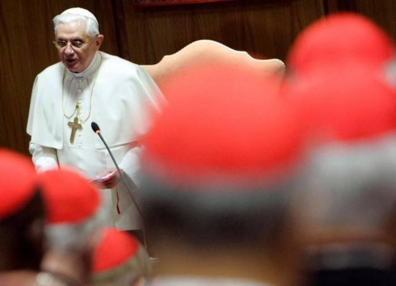 Papa Benedicto XVI destituyó a 400 curas en 2 años
