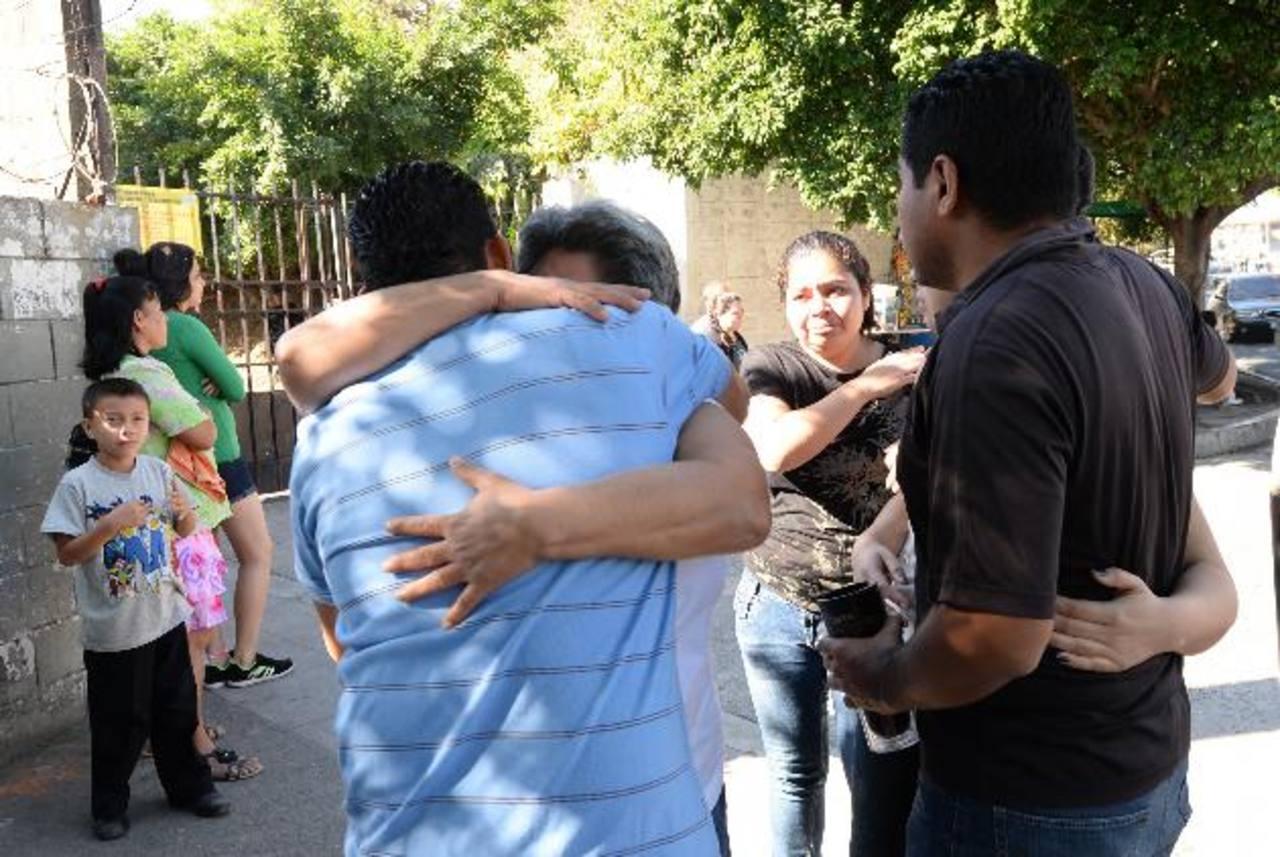 La tragedia ocurrió en la colonia Montes IV, situada en el municipio de Soyapango. Foto EDH / Claudia Castillo