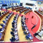 Con votos de todas las fracciones legislativas fueron aprobadas las escuchas en caso de los menores. foto edh/Jorge Reyes