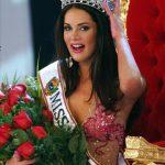 Mónica Spear ganó el certamen de Miss Venezuela en 2004