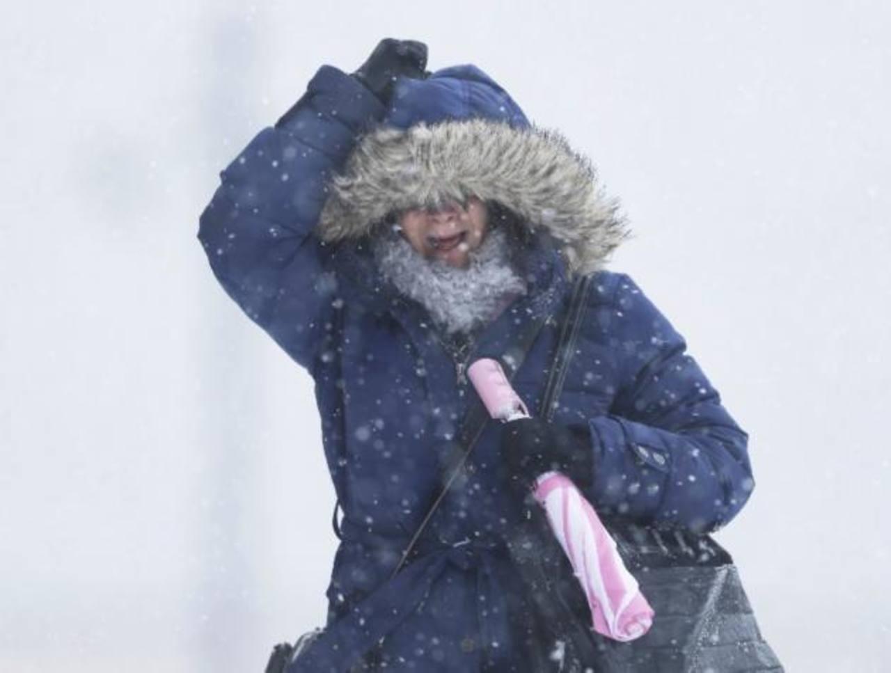 EE.UU.: Declaran estado de emergencia en Nueva York por nevada