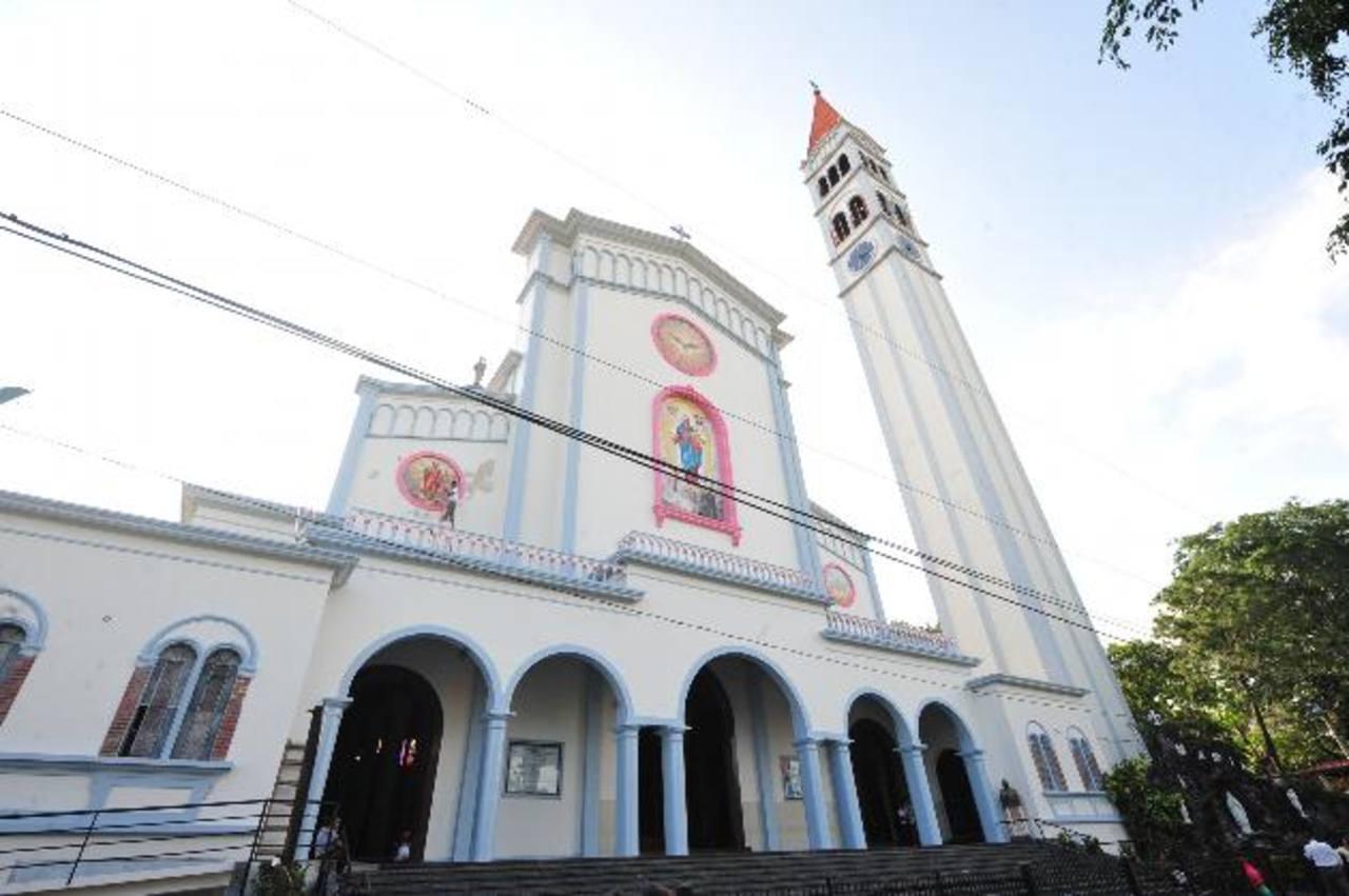 La parroquia inició los festejos el pasado 22 de enero y concluirán el viernes con cuatro misas. Foto EDH / archivo