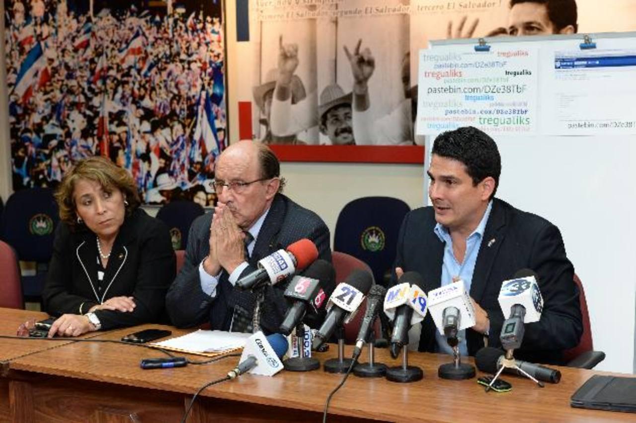 Gobierno pactó con pandillas, según documentos mostrados por ARENA
