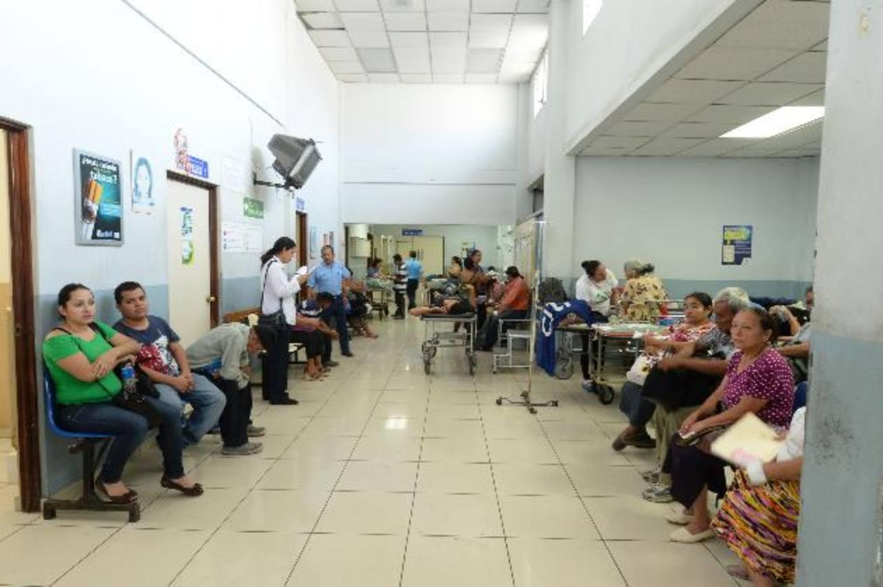 Hospitales públicos recibieron 1,324 heridos de bala