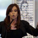 La presidenta de Argentina, Cristina Fernández cumplía este lunes 41 días de silencio público. Foto/ Archivo