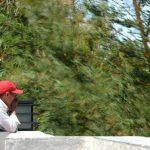 Protección Civil emitió un aviso por el ingreso de vientos en El Salvador. Foto/ Archivo