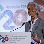 En los próximos años, ya no será suficiente con buscar simplemente el crecimiento de la economía (...) Necesitaremos preguntarnos si este crecimiento es inclusivo, dijo la directora gerente del FMI, Christine Lagarde.