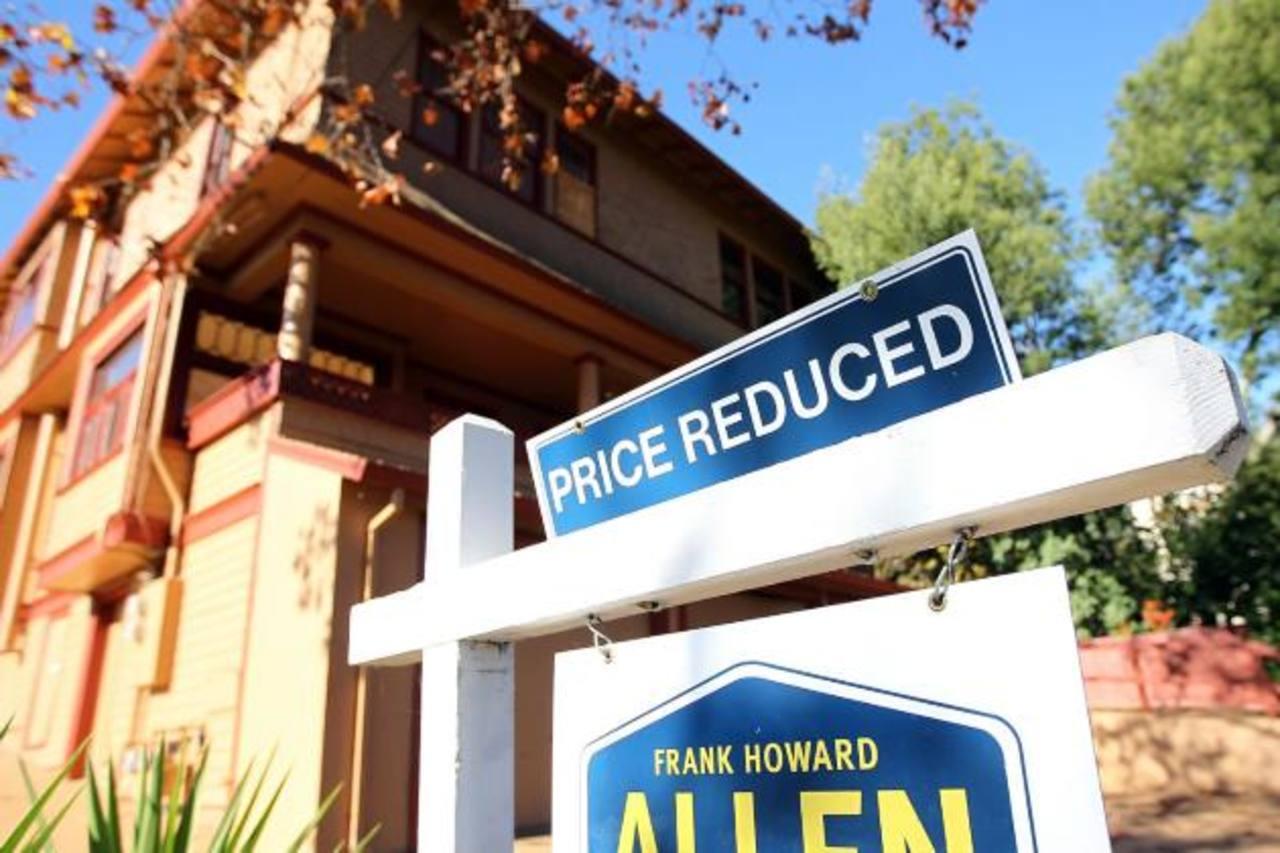 En enero, las ventas de viviendas usadas cayeron un 5.1 por ciento en la comparación interanual.