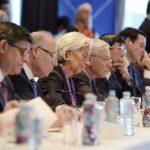 Los ministros de Finanzas y los gobernadores de los bancos centrales de las 20 principales economías del mundo se reunieron esta semana.