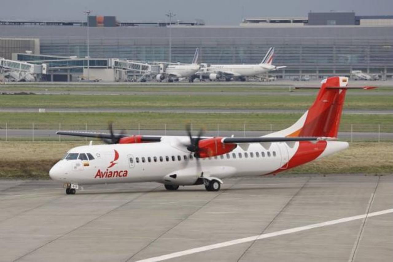Avianca ha adquirido una nueva flota de aeronaves ATR 72-600 que operará en julio.