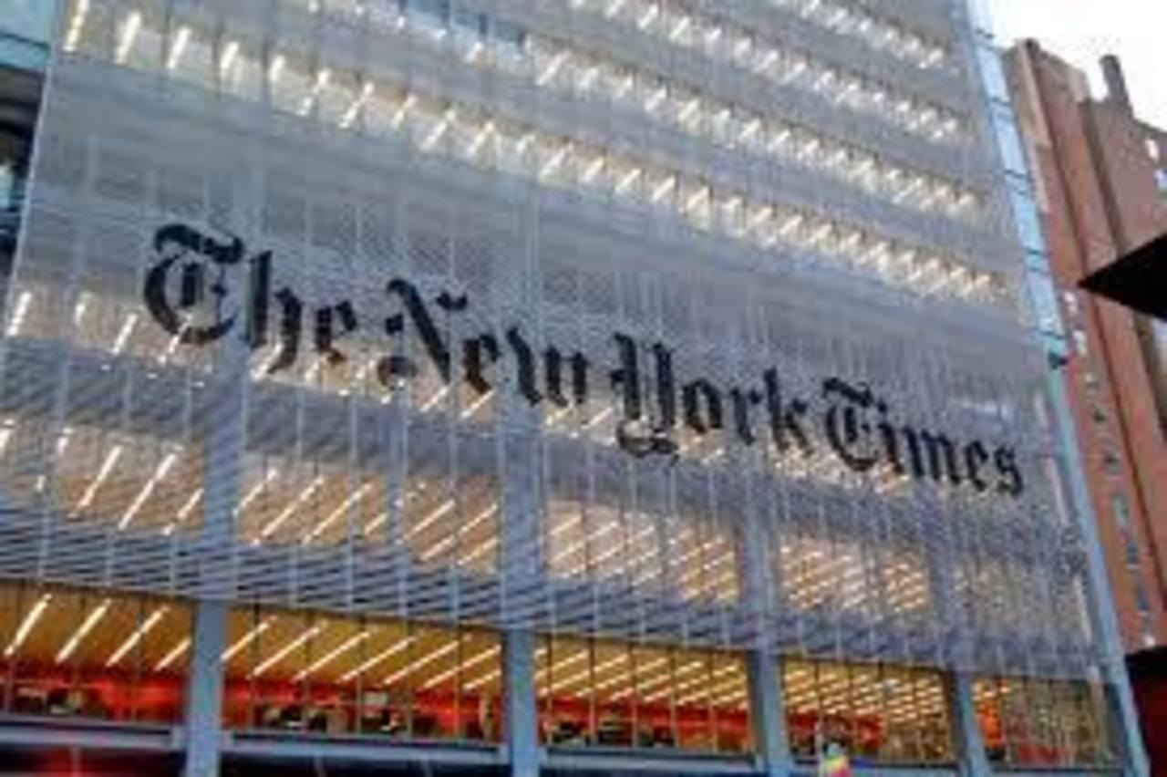 Slim recibió la opción de comprar 15.9 millones de acciones clase A, del New York Times, a 6.36 dólares cada una, lo que arroja un valor total de 101 millones de dólares.