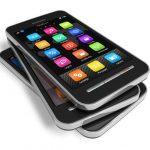 El mercado general de móviles, que incluye a los smartphones y a los teléfonos normales ascendió a 1.800 millones de unidades en 2013