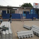La obra fue gracias al programa APCS, que impulsa la embajada desde 2001. Fotos EDH / archivo