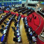 La petición de la ratificación de la reforma constitucional solo tuvo 19 votos a favor.