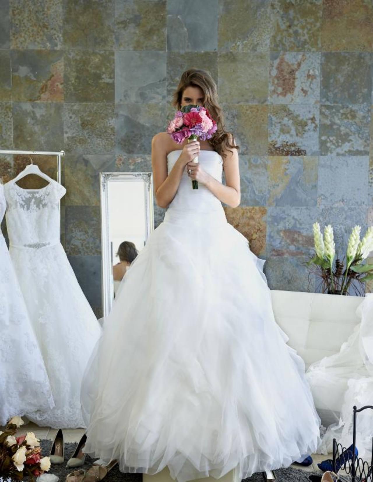 Vestidos de novia en el salvador baratos