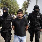 German Tenorio Solano es acusado de ayudar a descargar cargamentos de droga en la costa. Foto EDH / René Quintanilla