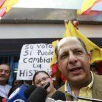 Costa Rica: Solís da la sorpresa en elecciones