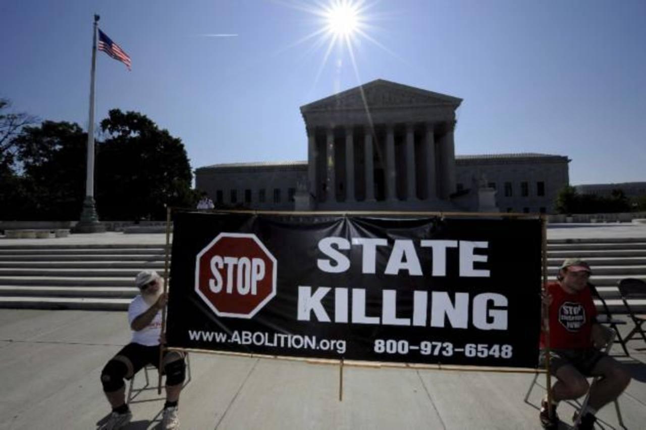 Gobernador de Washington suspende pena de muerte