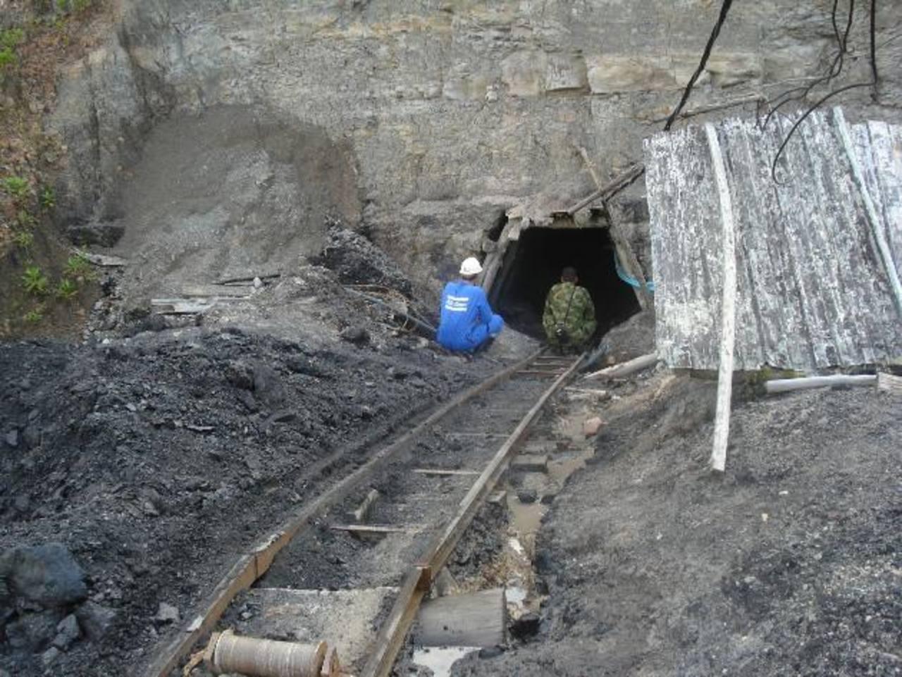 El Colombia hay minerías que operan de forma ilegal, dicen las autoridades de ese país. foto edh / archivo
