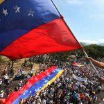 Miles de personas participaron el sábado en una marcha contra el gobierno de Nicolás Maduro en San Cristóbal. Foto/Archivo
