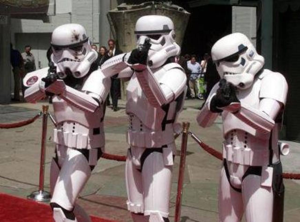 """La sexta y última temporada de la serie de televisión de animación """"Star Wars: The Clone Wars"""" estará disponible exclusivamente en Netflix el próximo mes. Foto/ Reuters"""