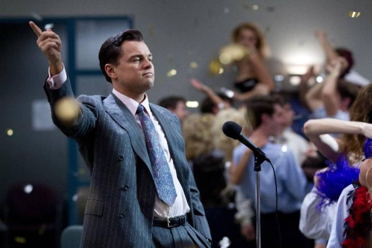 Logré entrar a esto y voy a seguir luchando y trabajando, aseguró Leonardo DiCaprio.