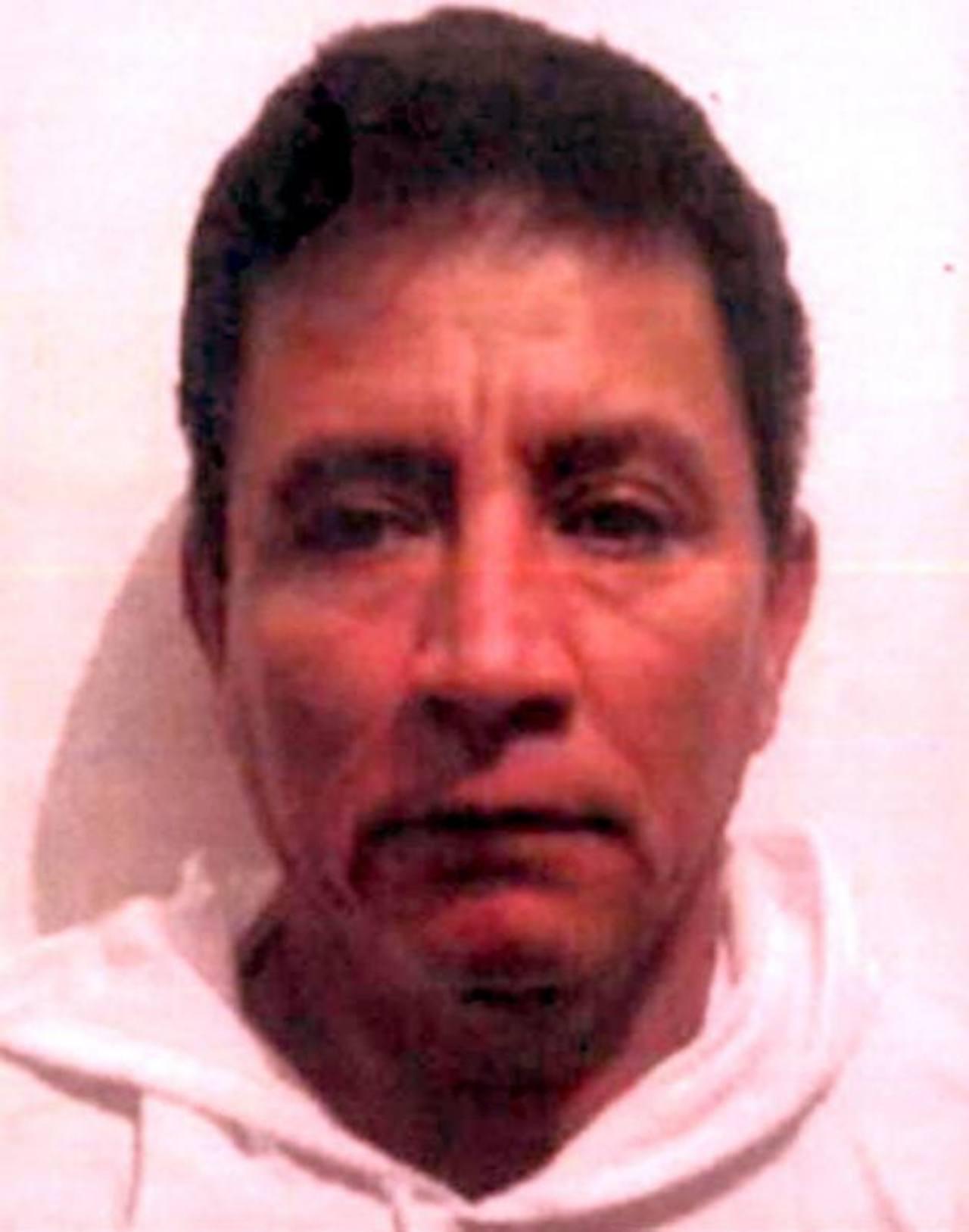 """Juan Reza Sánchez, alias """"Juanito"""", manejaba el dinero de Los Caballeros Templarios."""