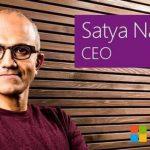 Satya Nadella ha estado por 22 años en Microsoft. Hoy se convierte en CEO