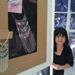 """La exhibición """"Mosaico"""" estará hasta 23 de marzo en la Escuela Alemana. Foto EDH/Kevin E. Salazar"""