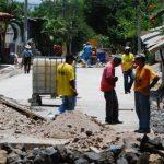 A inicios de enero terminaron varios proyectos de construcción y mejoramiento de arterias en diferentes colonias de la ciudad.