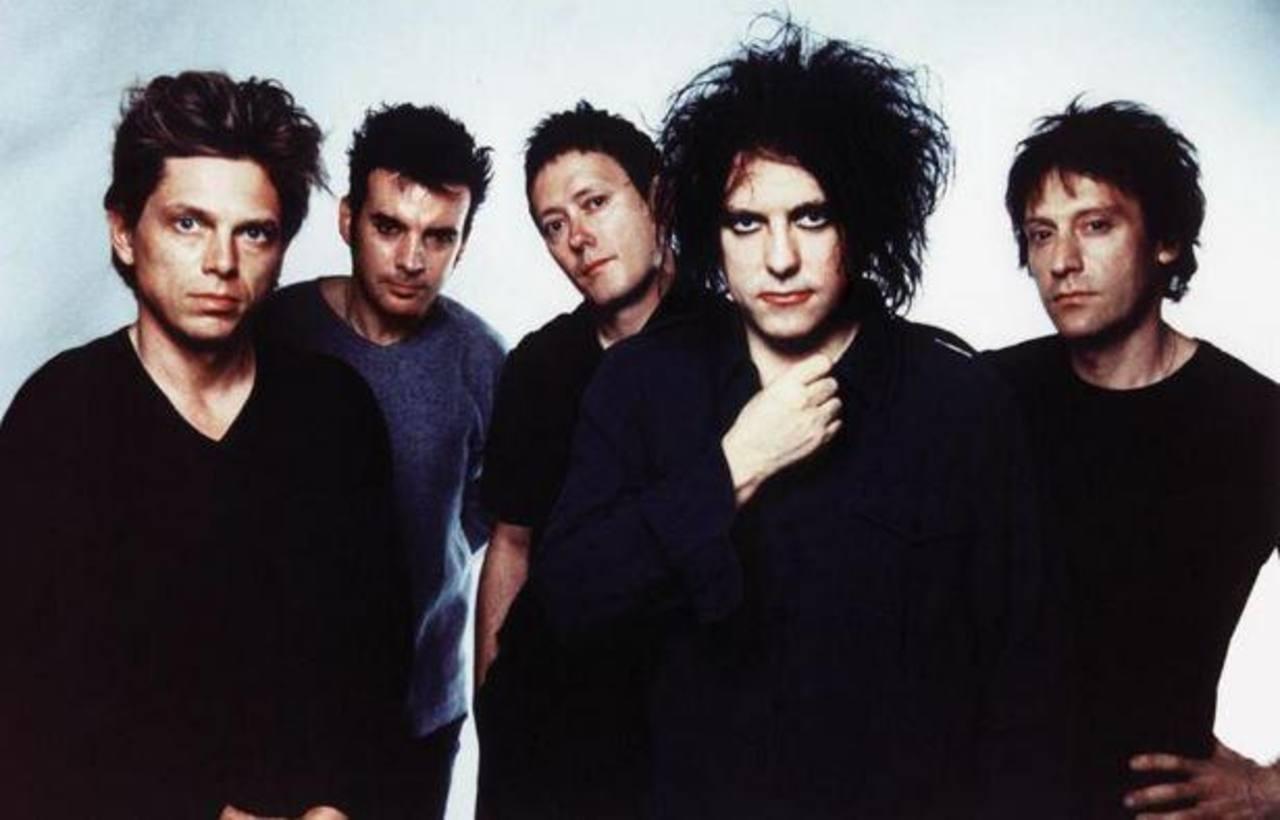 Los británicos de The Cure volverían a escena con su decimocuarto álbum de estudio.