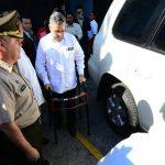 """Médicos recomiendan """"reposo absoluto"""" a presidente Funes"""