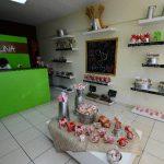 Para comercializar sus productos, el Hogar ha abierto una panadería en el centro comercial Masferrer. fotoS edh / MARIO AMAYA