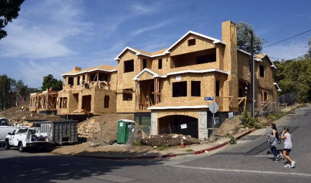 El sector construcción experimentó una reducción del 16 % con respecto a diciembre.