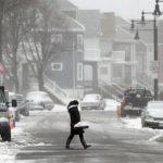 Unos 120 millones de personas son afectados por la tormenta invernal Nika.